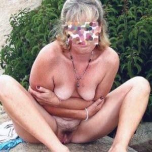 Annonce : Plan cul naturiste avec une femme mature